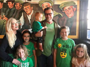 Tori Spelling And Husband Dean McDermott Reportedly Feuding Over Baby Number 6 Amid Financial Woes