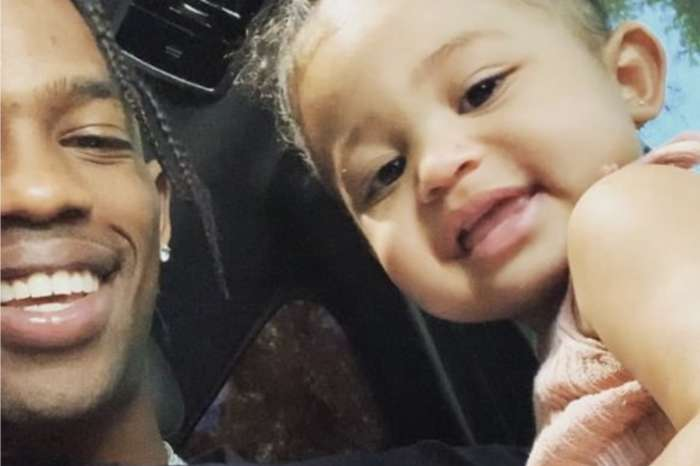 KUWK: Kylie Jenner's 1-Year-Old Daughter Stormi Webster Is Shown Talking In Adorable Clip Featuring Her Dad, Travis Scott!