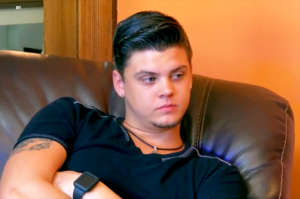 Tyler Baltierra Says He Feels No Shame Over Putting Daughter Up For Adoption
