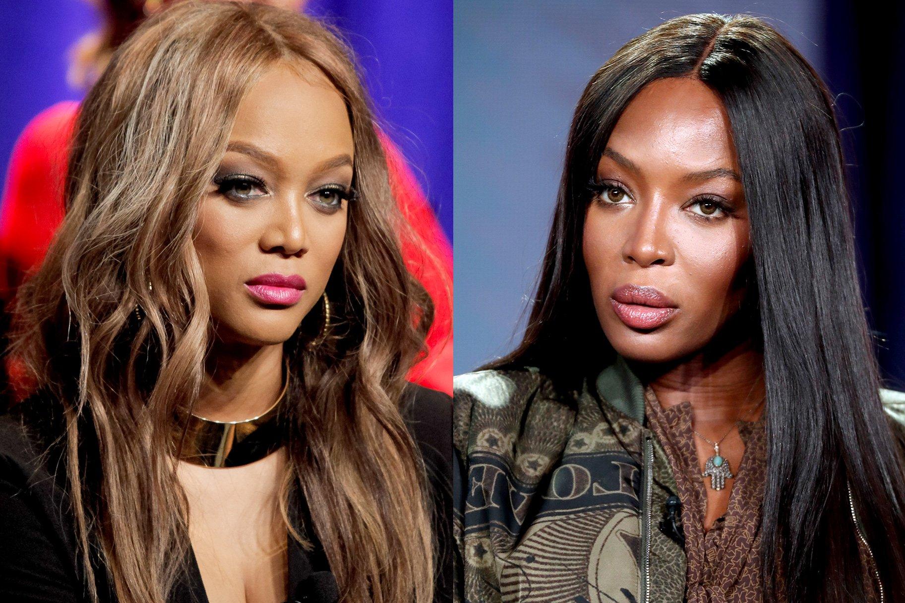Tyra and Naomi
