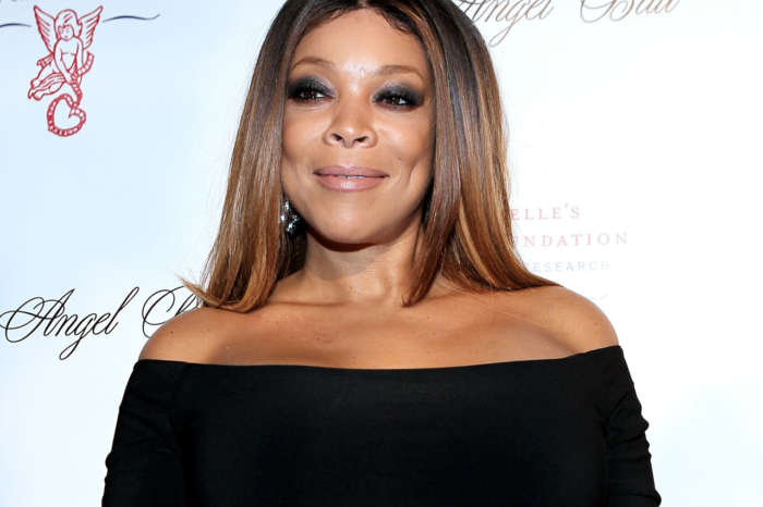 Wendy Williams Employs New Machine As Part Of Her Lymphedema Treatment