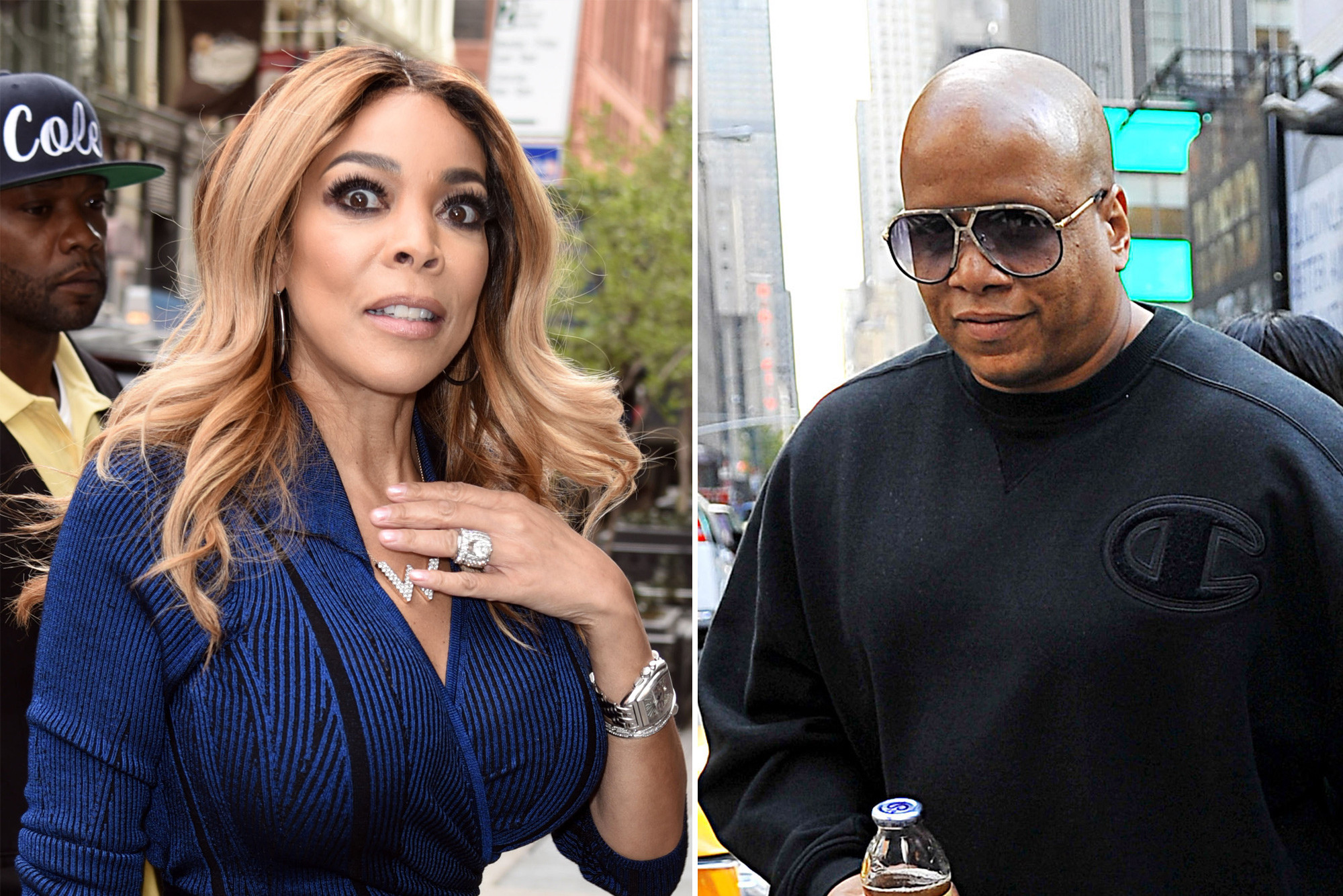 Wendy Williams dumps 27-year-old lover, opts for much older doctor