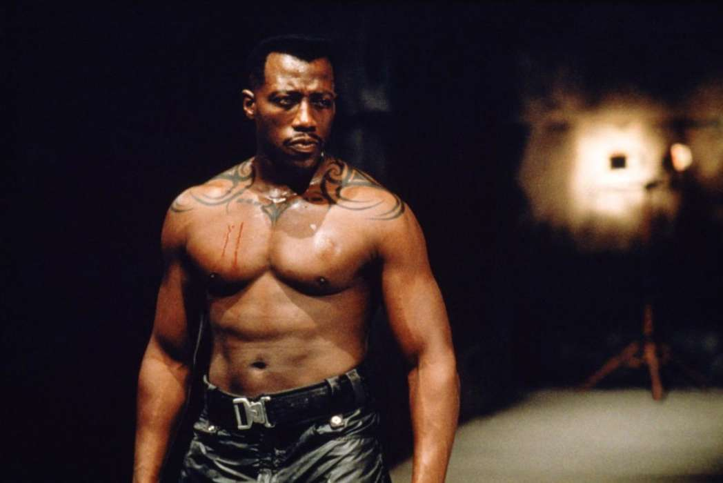 Blade: Wesley Snipes Welcomes Mahershala Ali to the 'Daywalker Klique'