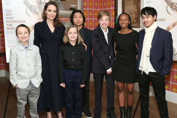 Angelina Jolie - Here's The Reason Why She Takes The Kids Along While Shooting For Movies Overseaseas!