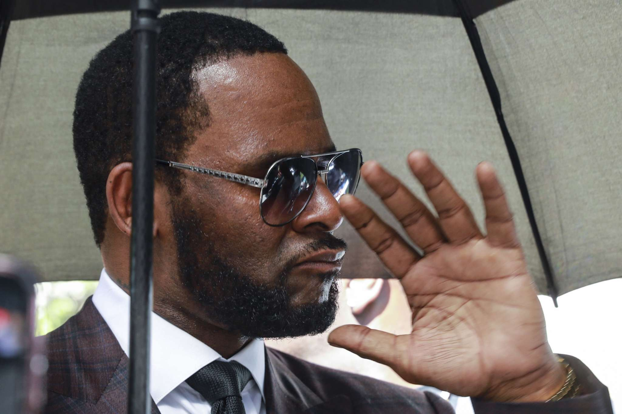 Lifetime Builds On Their 'Surviving R. Kelly' Series - A New Follow-Up Is Announced - People Believe He's Being Pushed To Suicide