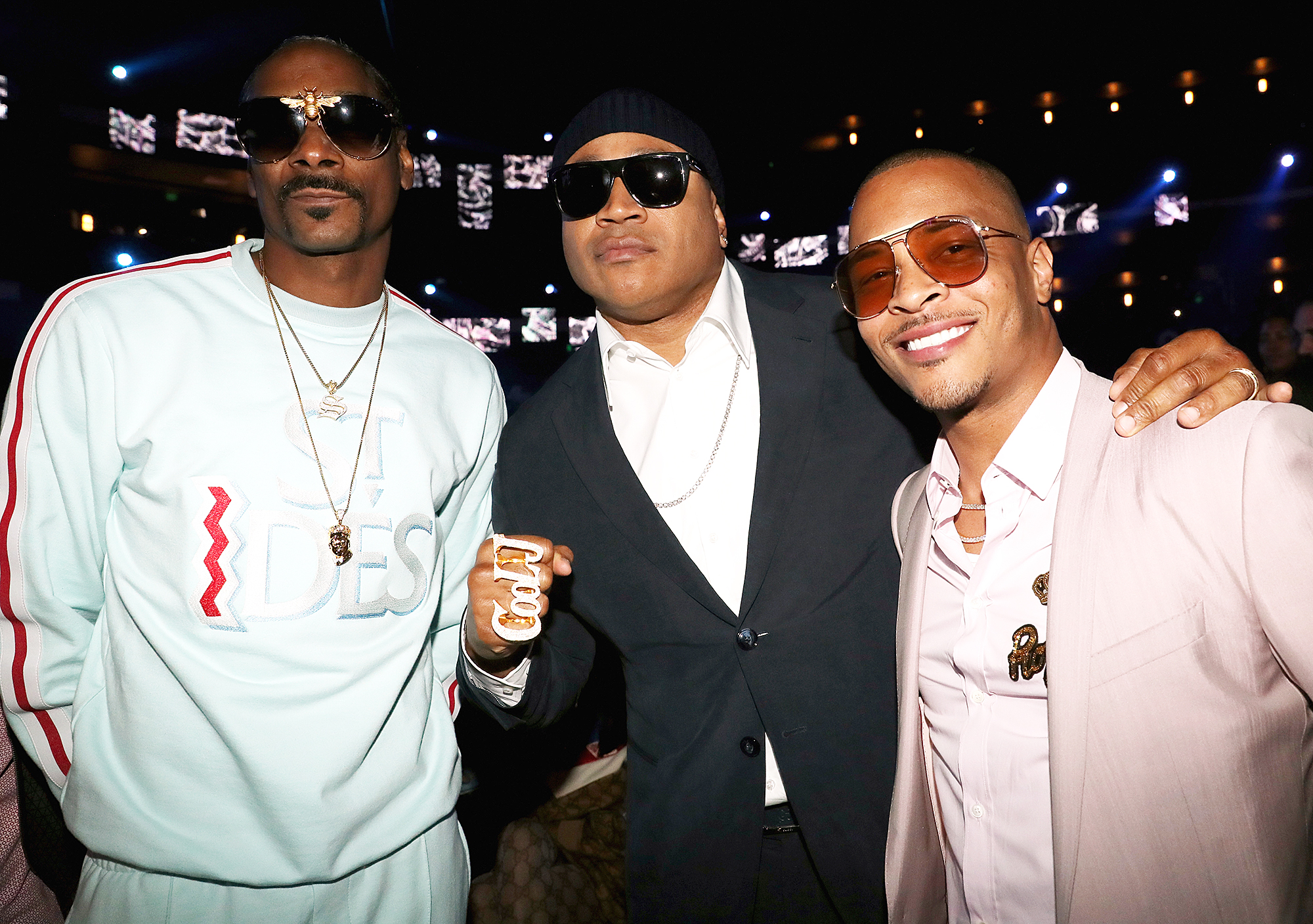 T.I. Praises His Son, Domani Harris And Snoop Dogg Is Right Here For It