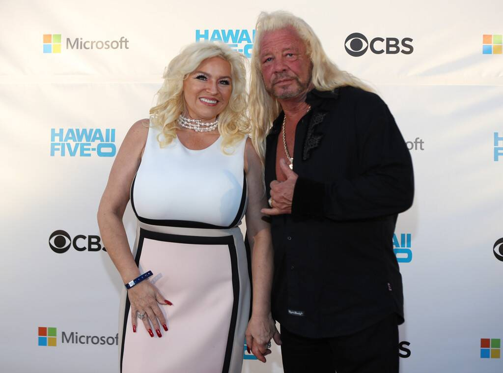 Funeral held for 'Dog the Bounty Hunter' star Beth Champan