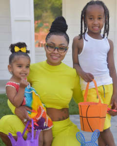 Blac Chyna Makes Fans Happy With New Pics Of Her Kids - She Reveals 7 Vital Things A Child Needs To Hear