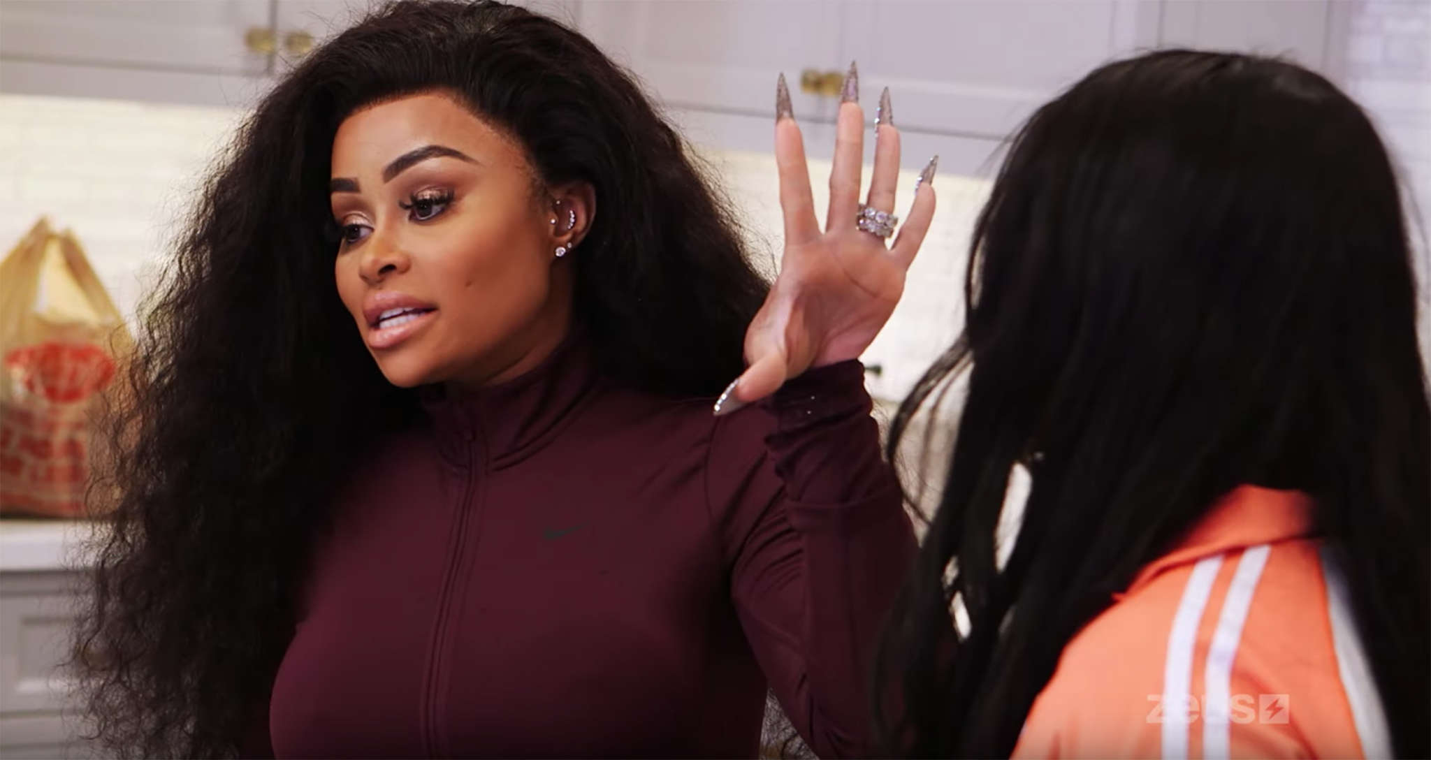 Blac Chyna S Fans Outraged By Her Trash Mother Tokyo
