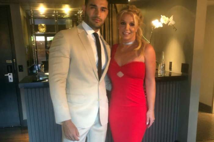Britney Spears Flashes Gorgeous Ring — Now Fans Think She And Sam Asghari Are Engaged