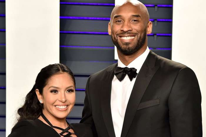 Kobe Bryant Shares The Very First Pic Of His New Baby And She's The Cutest!