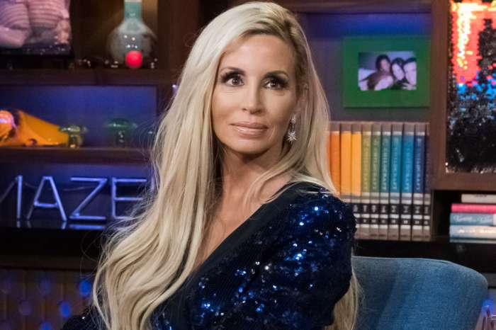 Camille Grammer Claps Back At Her 'RHOBH' Co-Stars For Their 'Rude' Comments About Her Wedding!