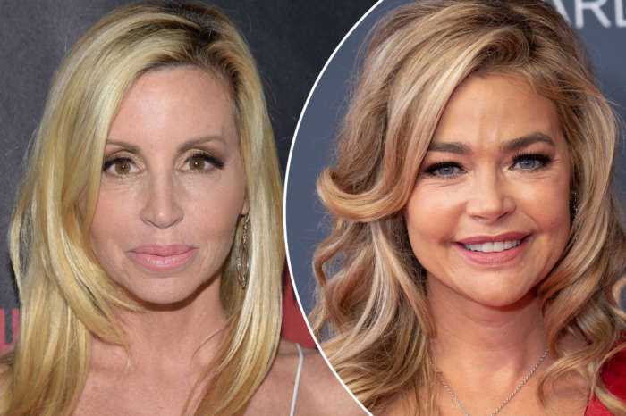 Camille Grammer Drags 'Hypocrite' Denise Richards After Comment About Her Looking 'High'