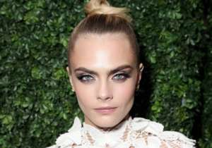 Cara Delevingne Stuns In New Photos From Carnival Row Screening At Comic-Con