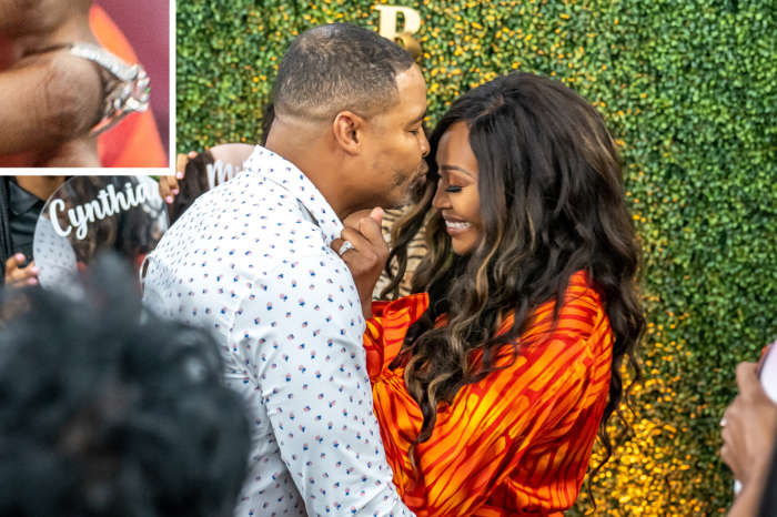 Cynthia Bailey Flaunts Her Happiness On Social Media Following Her Engagement