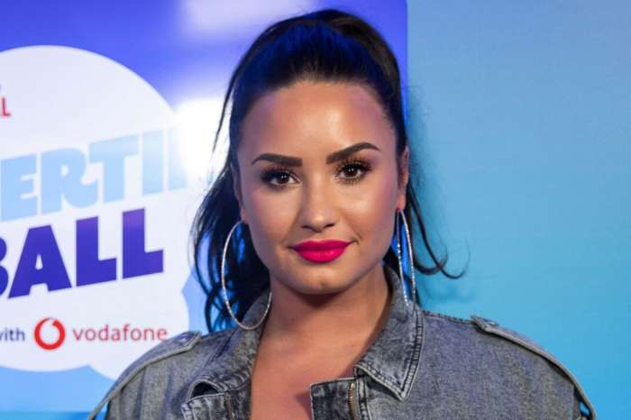 Demi Lovato Takes A Break From Social Media After Defending Scooter Braun