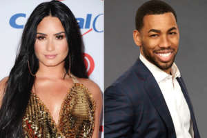 Demi Lovato And Mike Johnson: The Bachelorette Contestant Reacts To The Singer's Crush On Him - Would He Date Her?