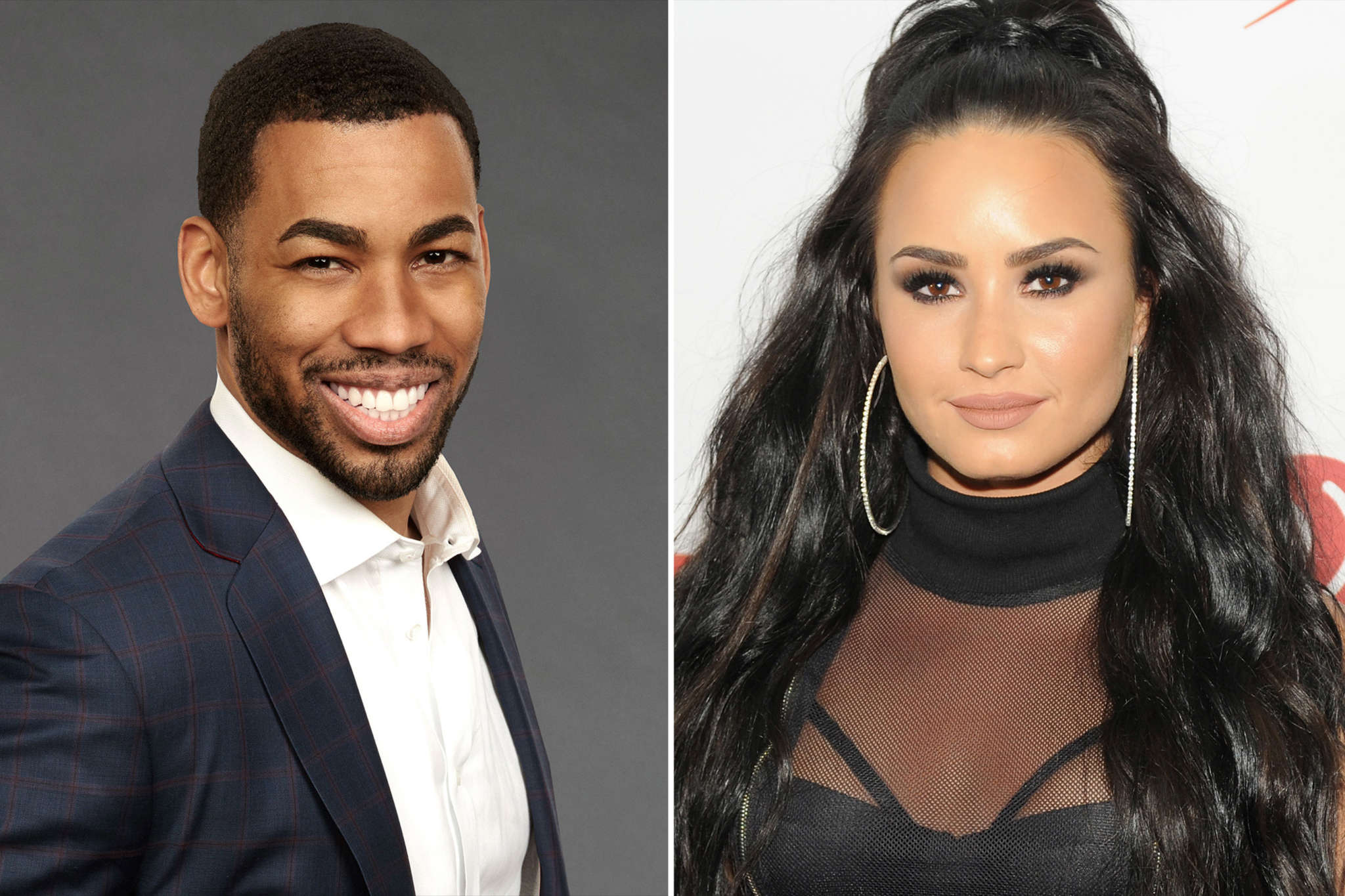 Demi Lovato Has the Biggest Crush on The Bachelorette's Mike
