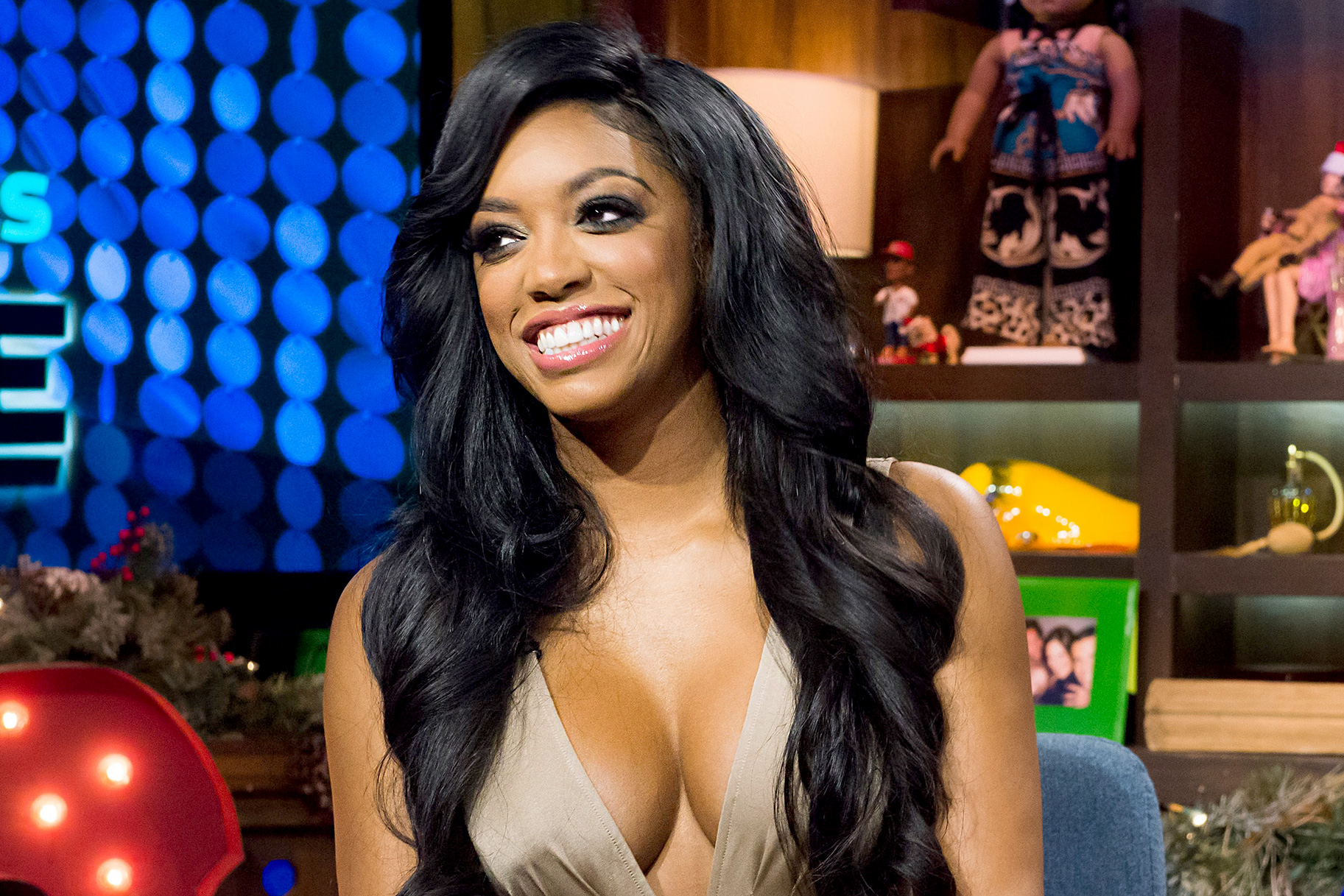 Porsha Williams Claps Back At Hater Who Says That Lately Her Wigs 'Are Sitting Like Hats' - Fans Accuse Porsha Of Body-Shaming