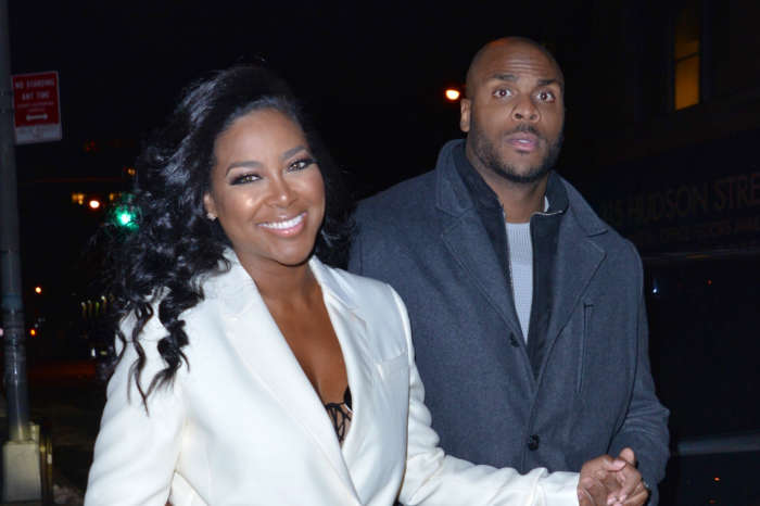 Kenya Moore's Ex-BF Was Arrested In Arizona For Allegedly Punching His Current GF