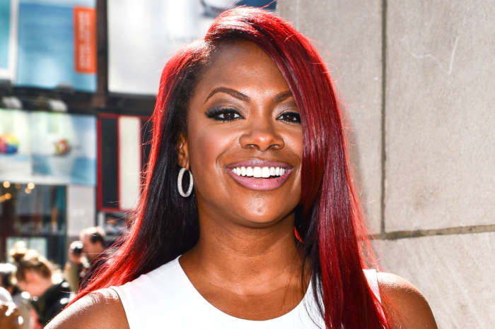 Kandi Burruss Takes Fans Down The Memory Lane With A Throwback Photo