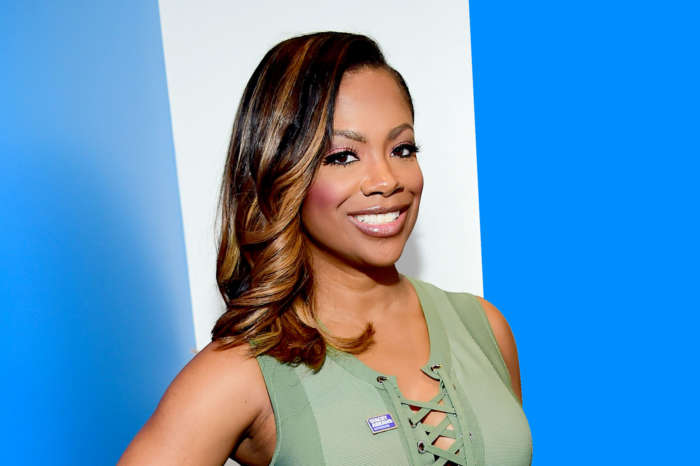 Kandi Burruss Gushes Over The Mini Series 'When They See Us' - She Sat Down With Santana Raymond To Discuss It