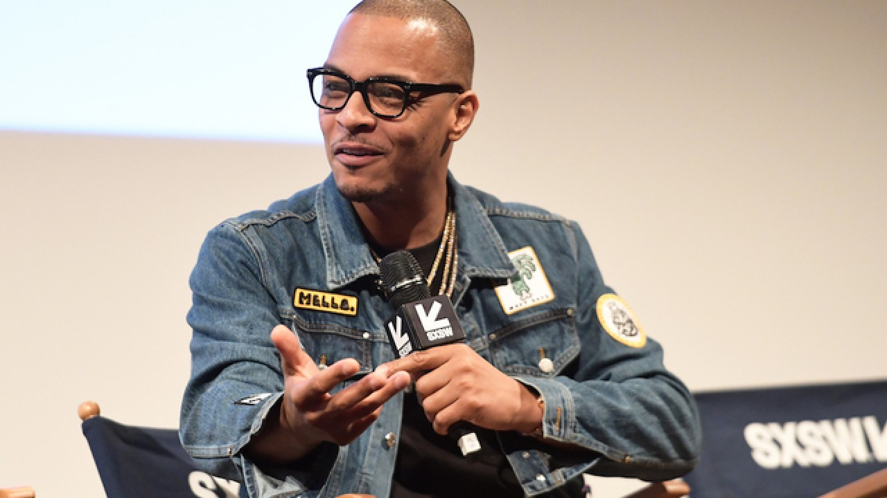 T.I. Shares Another Racism-Related Story On His Social Media Account And Kandi Burruss Intervenes
