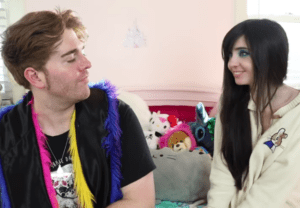 Eugenia Cooney Continues To Share Uplifting, Positive Messages After Talking Eating Disorders To Shane Dawson