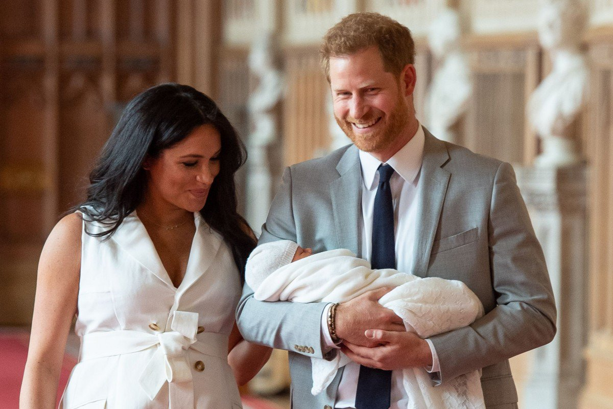 Why Serena Williams Hasn't Given Meghan Markle Any Parenting Advice