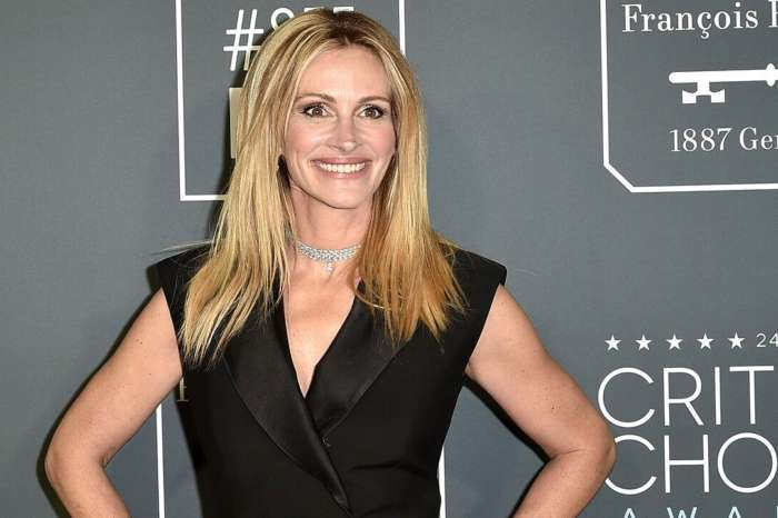 Julia Roberts Posts Cute Pic And Message On Her 17th Wedding Anniversary