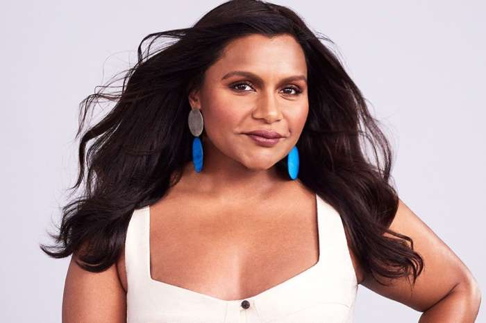 Mindy Kaling Poses In Bathing Suits And Shares Inspirational Message!