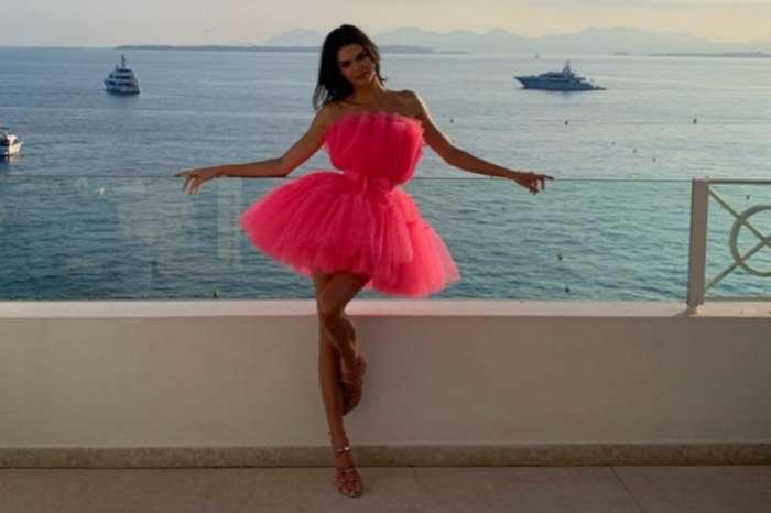 Kendall Jenner's Swimsuit Photos Go Viral After Her Jet Ski-Bottle Cap Challenge Breaks The Internet