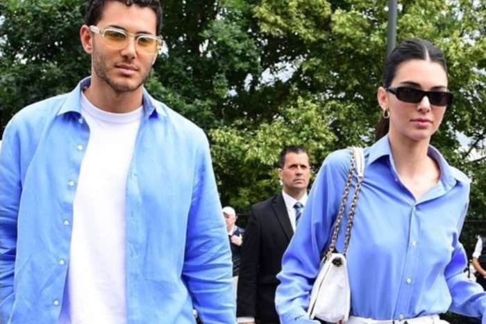 Kendall Jenner And Fai Khadra Wear Matching Outfits To Wimbledon — Are They A Couple?