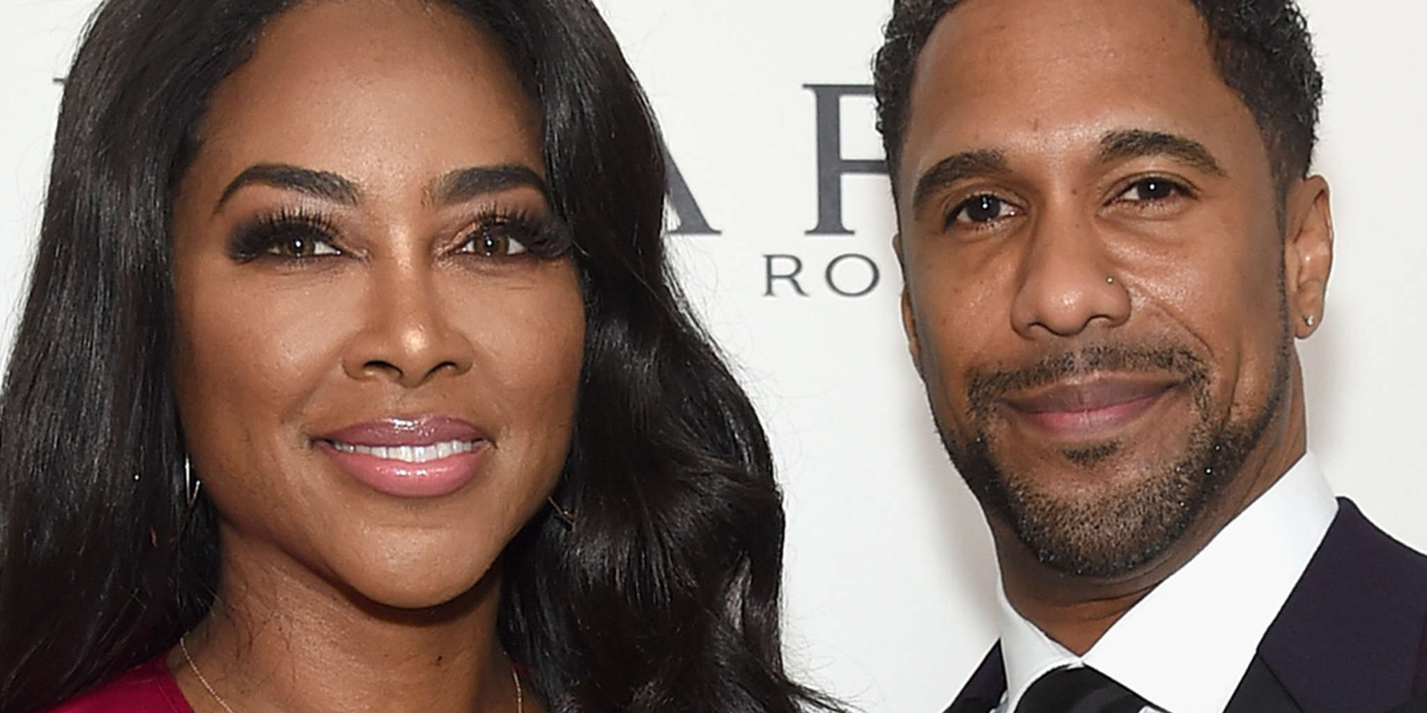Kenya Moore's Photo With Marc Daly And Their Baby Brooklyn Has Fans In Awe - Her Story Inspires People