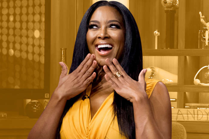 Kenya Moore Puts Her Best Assets On Display - She's Showing Off Her Gorgeous Body And Telling Fans How She's Losing Weight