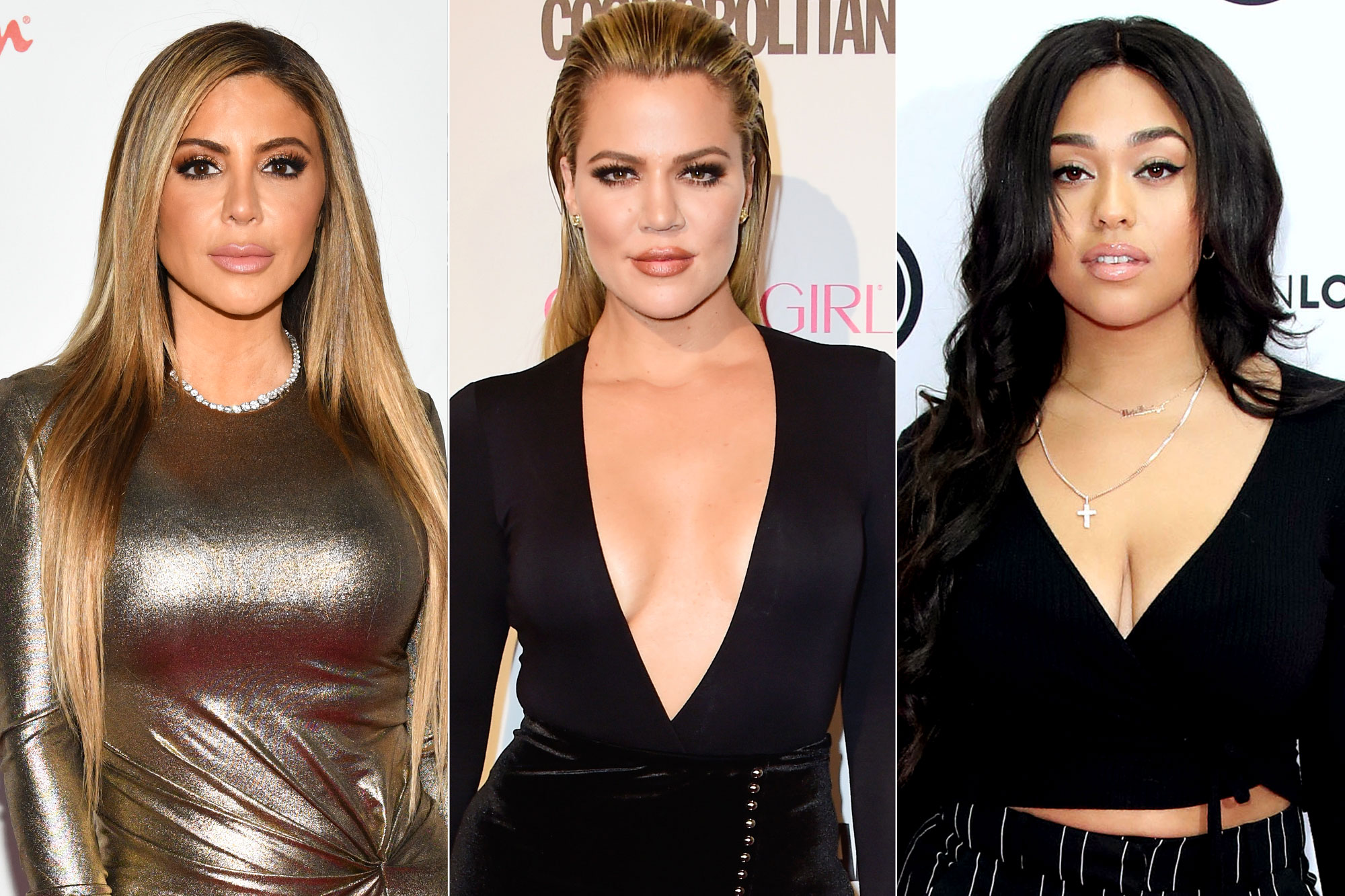Larsa Pippen Says The Recent Flirt Between Jordyn Woods And Tristan Thompson Was Not The First One