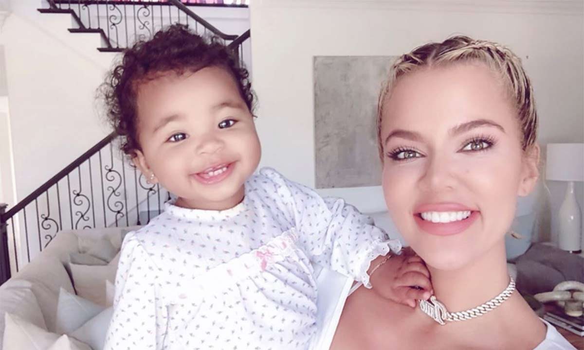 Khloe Kardashian's Daughter, True Thompson Dances By The Pool - Check Out The Cutie Pie In This Video