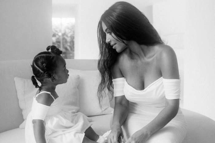 Kim Kardashian Calls Chicago Her Twin In New Adorable Mother And Daughter Photos