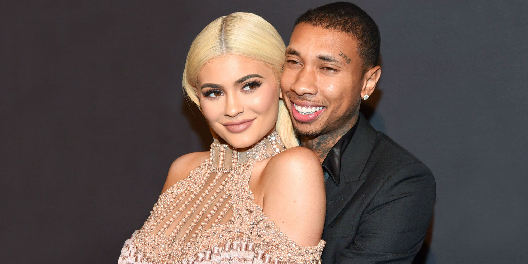 Tyga Shuts Down Kylie Jenner Relationship Questions In Awkward 'GMB' Interview