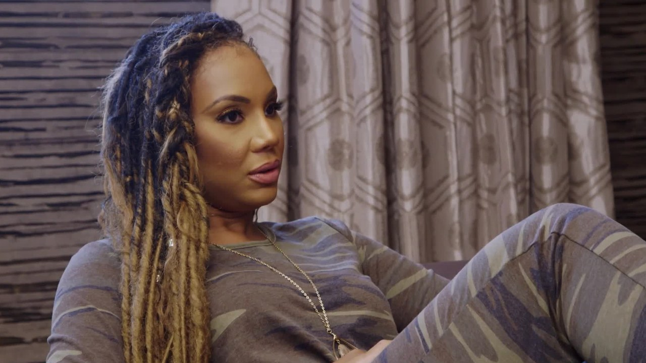 Tamar Braxton Gushes Over Her Son, Logan Who Is Twinning With His Dad, Vincent Herbert - Check Out The Video And Find Out Why Some People Slam Tamar
