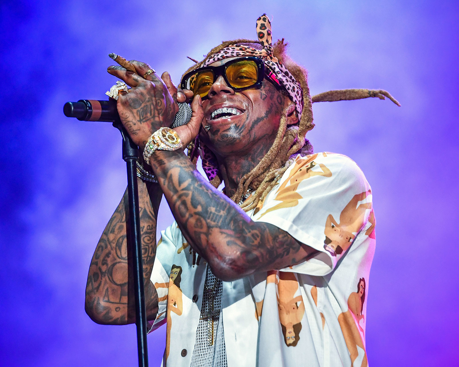 Lil Wayne Reportedly Has To Pay Former Chef $35K
