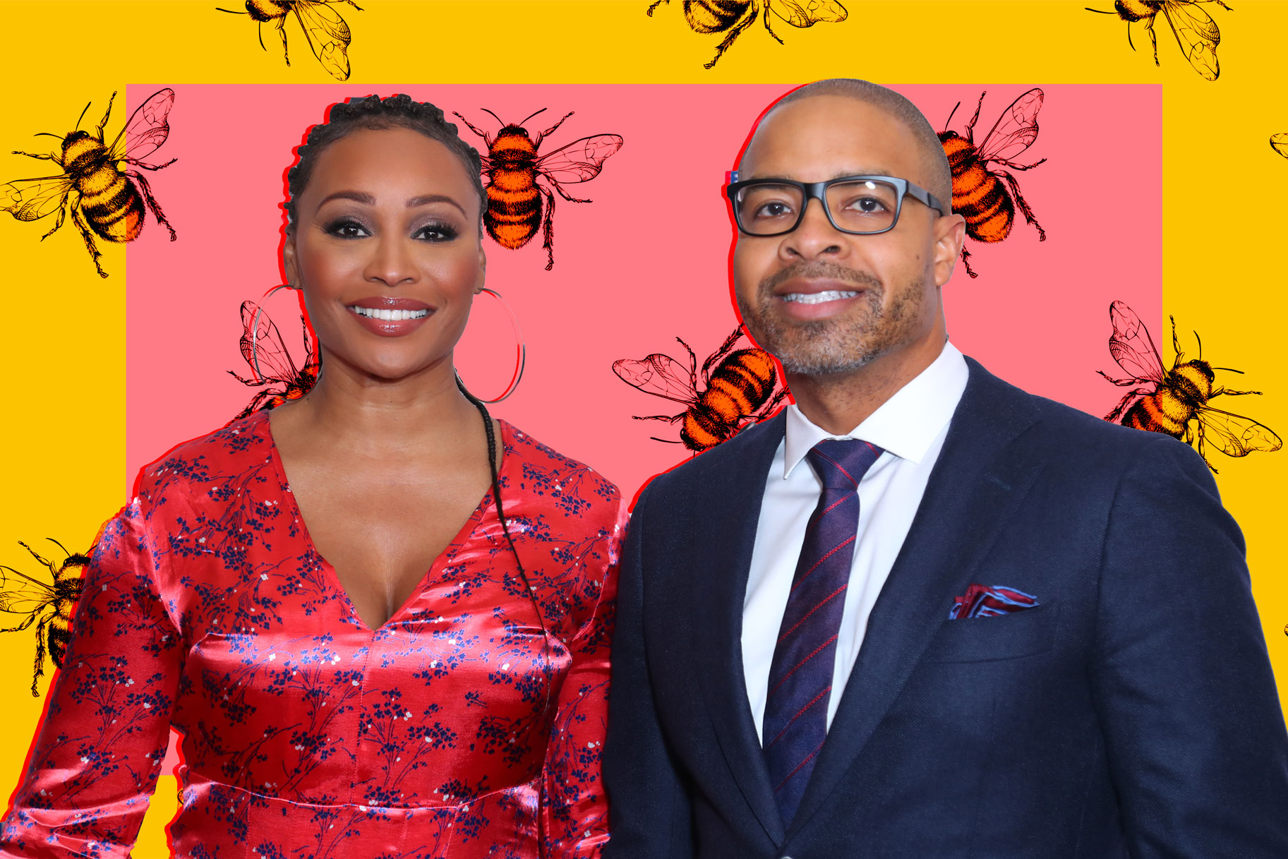 Cynthia Bailey Gets Engaged To Mike Hill - Here Are The Photos