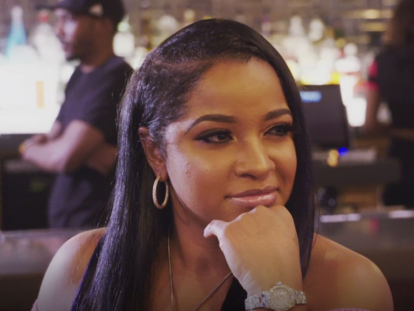 Toya Wright Shares More Pics From A Previous Birthday Party And She's Making Fun Of Robert Rushing