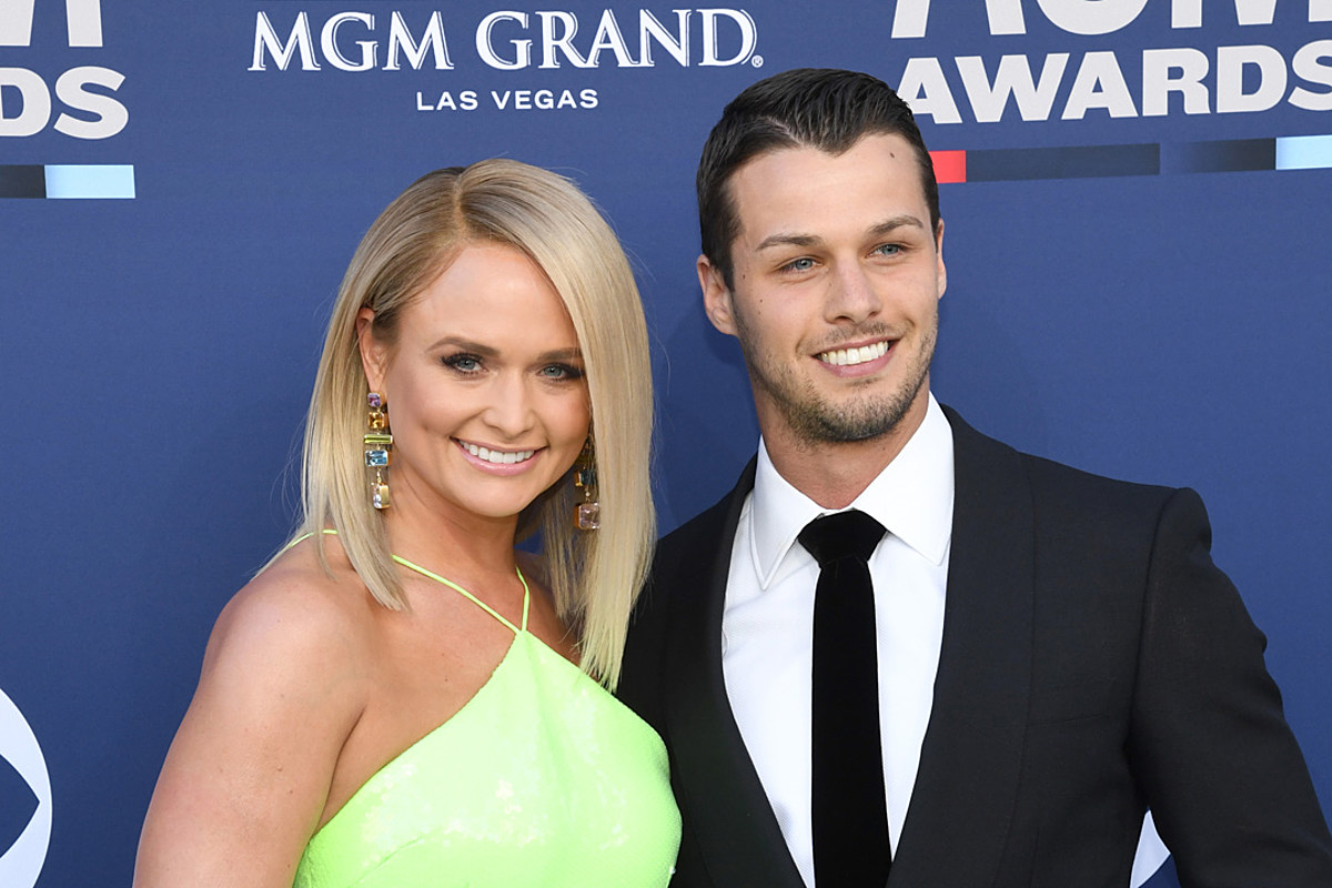 Miranda Lambert Shares Vacation Snap with Brendan McLoughlin