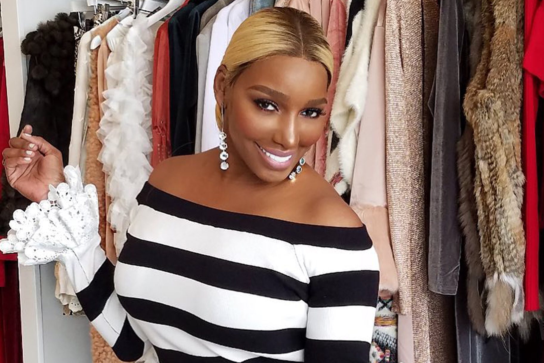 NeNe Leakes Proudly Shares New Images From The New Location Of Her Swagg Boutique – People Are Excited To Check Out The New Store Are MGM