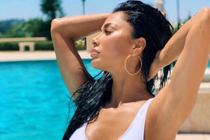 Nicole Scherzinger Sizzles In New Swimsuit Photos