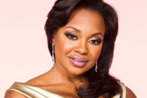 Phaedra Parks Confirms New Relationship With A Hot Younger Actor And Wendy Williams Warns Her To Be Careful