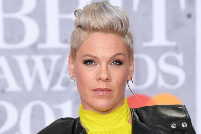 Pink Fires Back At The 'Parenting Police' With Wild Post