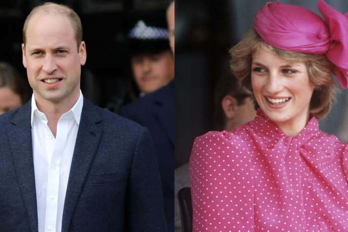 Prince William Shows Up At Vigil For Princess Diana On Her Birthday And Surprises Fans