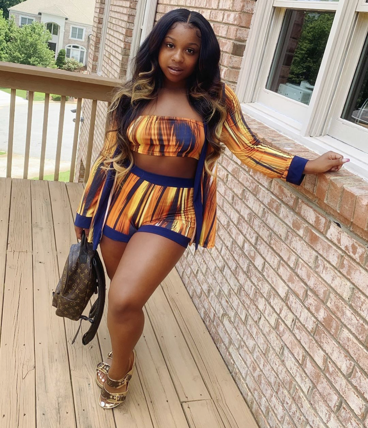 Toya Wright's Daughter, Reginae Carter Flaunts A Completely New Look And Fans Love It